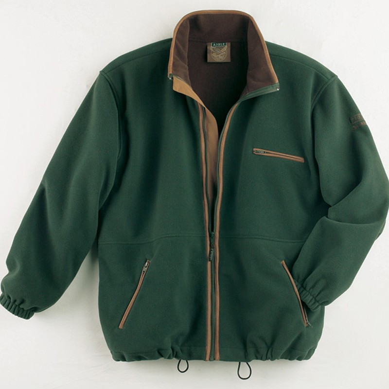 Aigle Springer Windbloc Fleece Jacket | Cavaletti Clothing