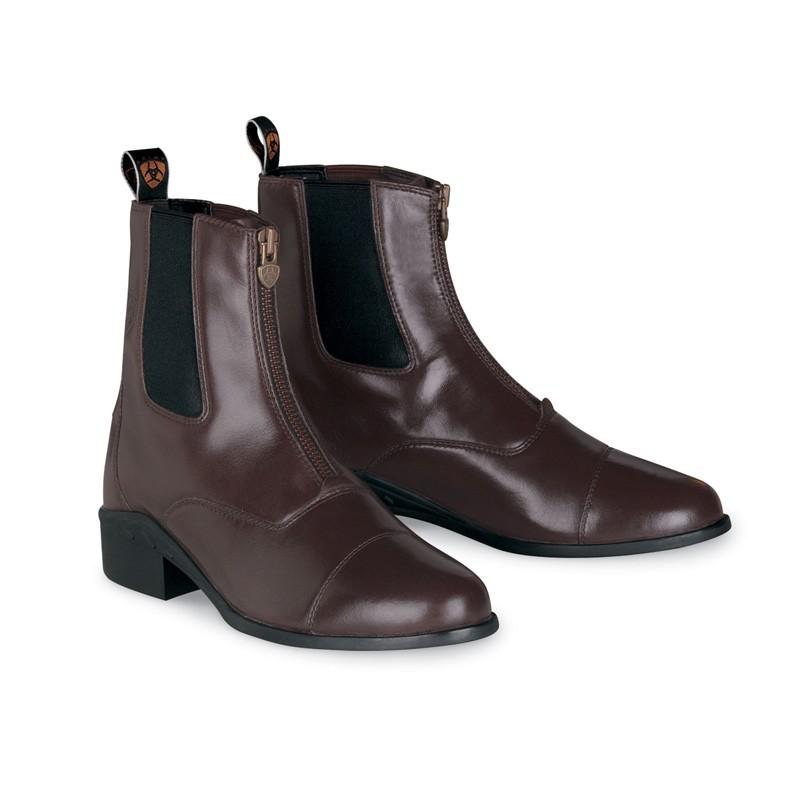 ariat heritage iii zip paddock boots men s cavaletti