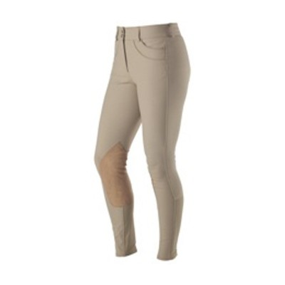 Ariat Ladies' Olympia Knee Patch Breeches - two leg lengths