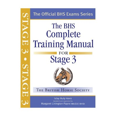BHS Training Manual for Stage 3 REVISED