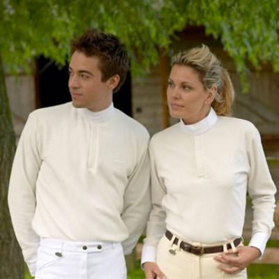 Equetech 3-in-1 Micro Fleece Stock Shirt - Sizes 46 & 48