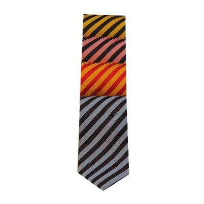 Equetech Broad Stripe Show Tie