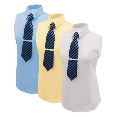 Equetech Hexatec Sleeveless Show Shirt