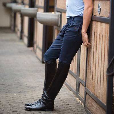 Equetech Men's RIVAL Breeches - Full Seat & Knee Patch options