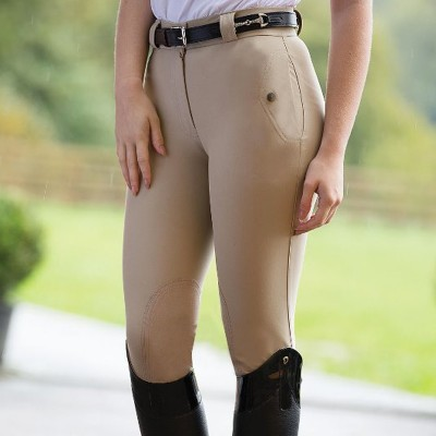Equetech 'Perform' Breeches (full seat & knee patch)