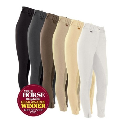 Equetech Vision Breeches - NEW COLOURS