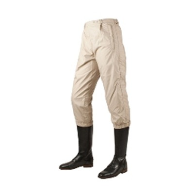 Horseware Beige & White Waterproof Over-Trousers