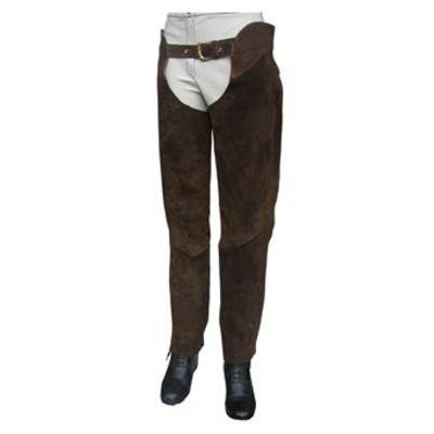 Just Chaps Suede Full Chaps