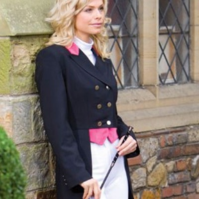 Ladies' Bespoke Dressage Coat from Equetech