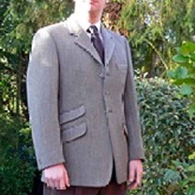 Mears Mens Rutland Hacking Jacket