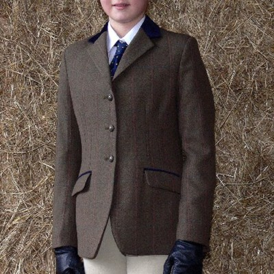 Mears' Mitton Close Fitting Hacking Jacket - Stock Item