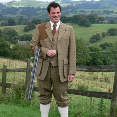 Mears' Shooting Suit
