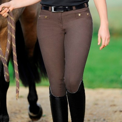 Mountain Horse Lauren Textile Knee Breeches Size 24-36