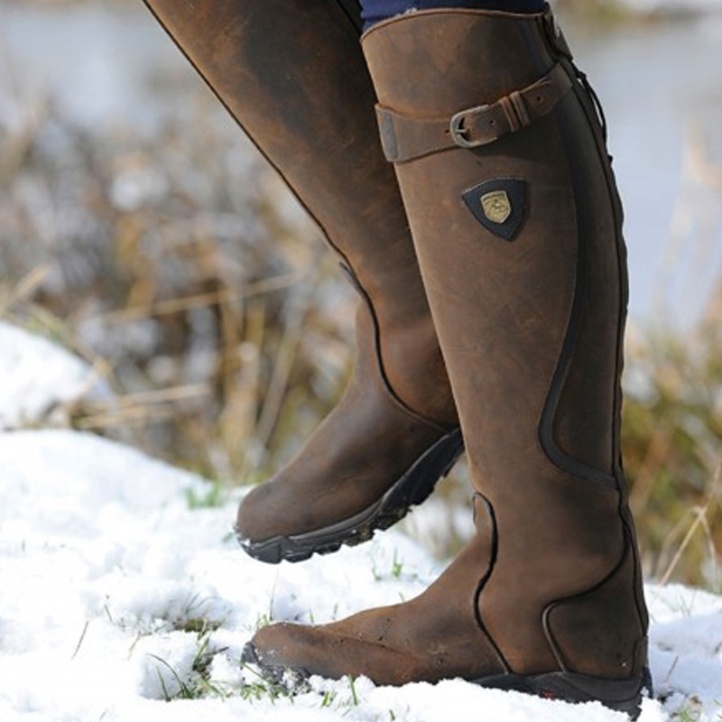 Mountain Horse Snowy River Boots Cavaletti Clothing