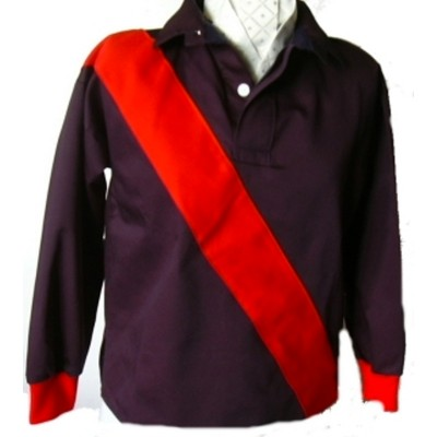 Plain-with-Sash Event Shirts by Tantivvy of Devon