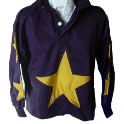 Plain-with-Stars Eventing Shirts by Tantivvy of Devon