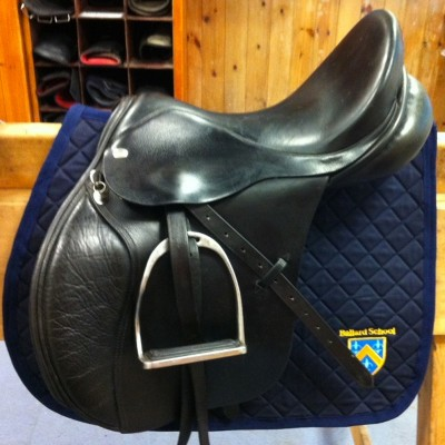 Tantivvy Quilted Saddle Cloth - Plain