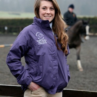 The University of Portsmouth Embroidered Target Dry Modena Jacket