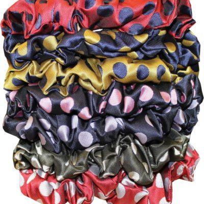 Uber scrunchies