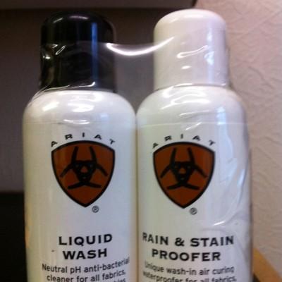 Waterproof Wash & Proofer Set