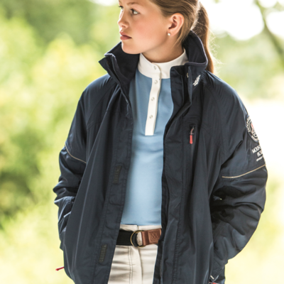 Team Jacket girl navy