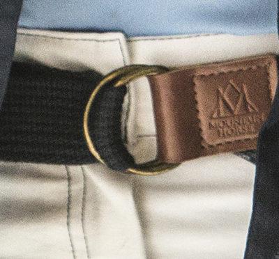 logo belt