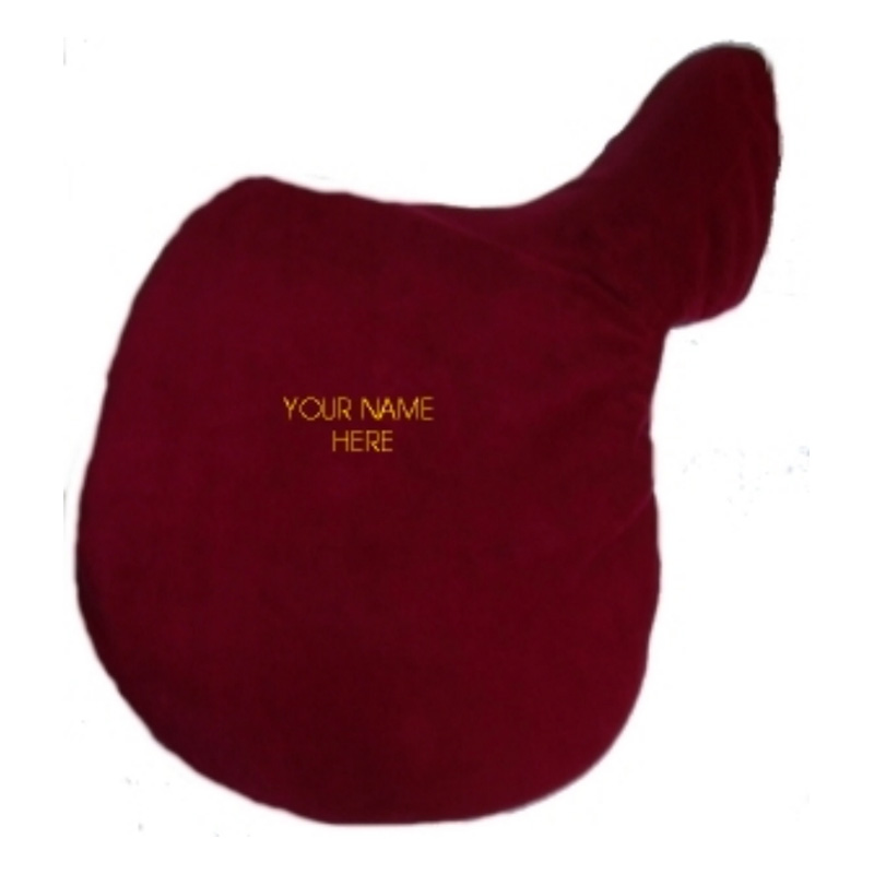 Fleece Saddle Covers With Matching Bridle And Or Stirrup