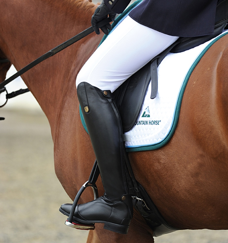 Mountain Horse Opus High Rider Top Boots Cavaletti Clothing